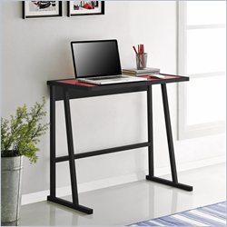 Altra Furniture Student Desk in Dark Gray