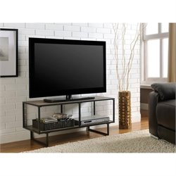 1 Shelf TV Stand Coffee Table in Sonoma Oak