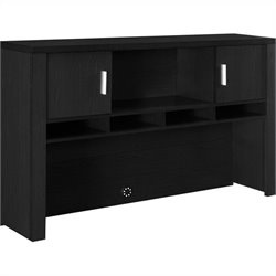 Altra Furniture Princeton Hutch for Home Office in Espresso