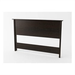 Altra Furniture Panel Headboard in Cherry