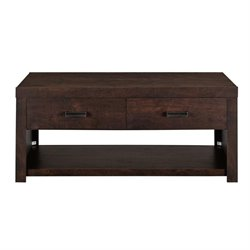 Altra Furniture Westbrook Coffee Table in Brown