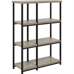 Altra Furniture Elmwood 3-Shelf Bookcase in Sonoma Oak