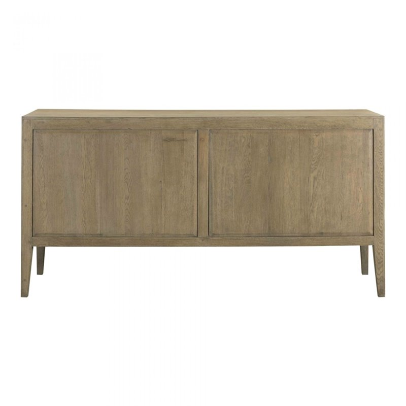 Moe's Home Branch Wood Sideboard in Gray