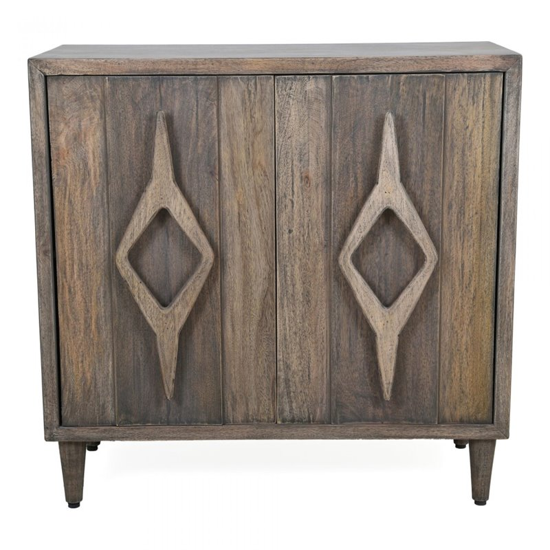 Moe's Home Curtis Wood Sideboard in Natural