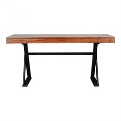 Moe's Reale Desk in Walnut