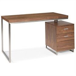 Moe's Martos Desk in Walnut