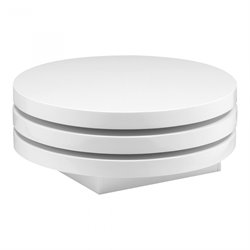 Moe's Torno Coffee Table in White