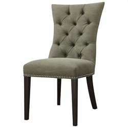 Moe's Barclay Dining Chair in Brown