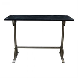 Moe's Sturdy Bar Table in Black