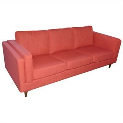 Moe's Rosilini Sofa in Red