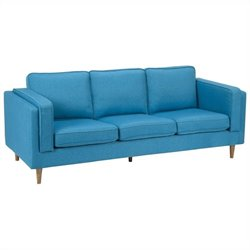 Moe's Rosilini Sofa in Blue