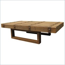 Moe's Agio Coffee Table in Natural