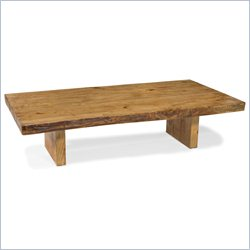 Moe's Solida Coffee Table in Natural