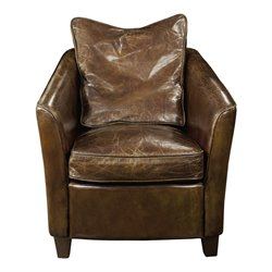 Moe's Charlston Club Chair in Brown