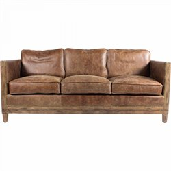 Moe's Darlington Sofa in Brown