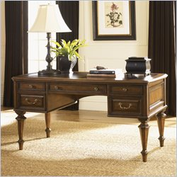 Sligh Breckenridge Castle Pines Desk in Briarwood