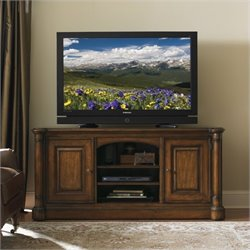 Sligh Breckenridge Summit TV Console in Briarwood
