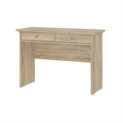 Tvilum Aurora 2 Drawer Computer Desk in Oak Structure
