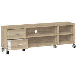 Tvilum Structure TV Stand in Oak Structure