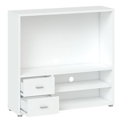 Tvilum Structure TV Stand in White