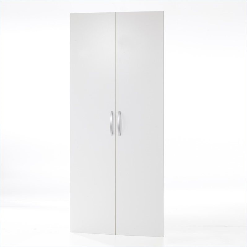 Tvilum Cullen Tall Doors in White