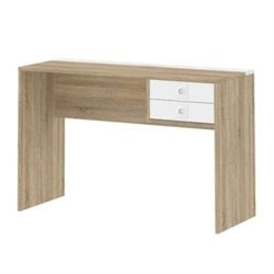 Tvilum Warren Desk in White