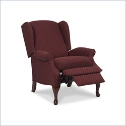 Lane Furniture Hampton Recliner in Burgundy