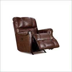 Lane Furniture Eureka Recliner in Savage Cocoa Brown