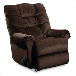 Lane Furniture Zip Recliner in Chocolate