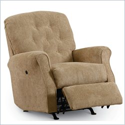 Lane Furniture Priscilla Recliner in Tan
