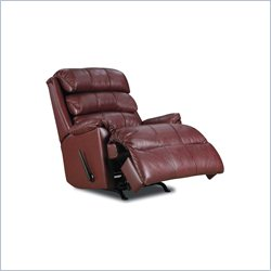 Lane Furniture Revive Recliner in Cosie Merlot