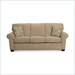 Lane Furniture Sam Stationary Sofa in Light Brown