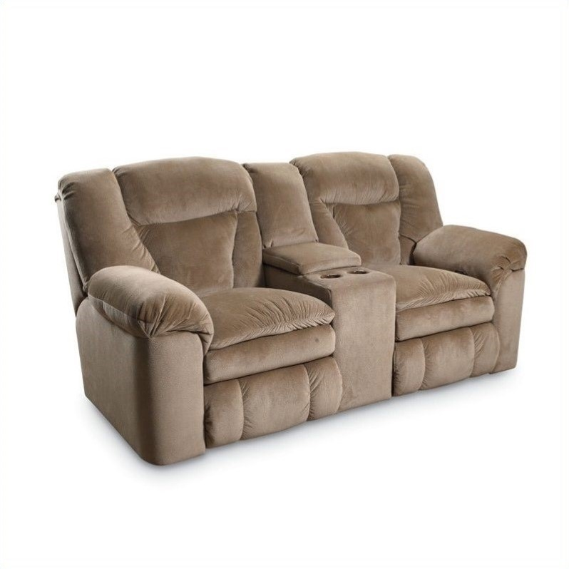 Lane furniture talon double reclining loveseat storage in sahara sand 24943 4632 17 w 5101 20 Storage loveseat