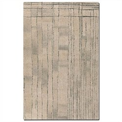 Uttermost Tangier Wool Area Rug in Beige - 5 ft X 8 ft