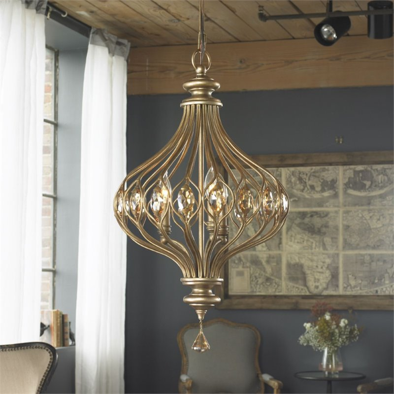 Uttermost sabina 3 light pendant in gold 21966 uttermost sabina 3 light pendant in gold mozeypictures Image collections