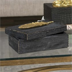 Uttermost Gold Leaf Box