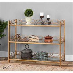 Nicoline Glass Console