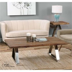 Uttermost Hesperos Wooden Coffee Table