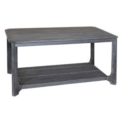 Uttermost Garroway Wood Coffee Table