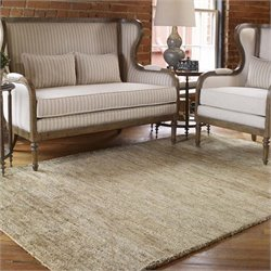 Uttermost Mounia 8' x 10' Rug in Rust Brown