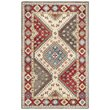 Safavieh Antiquity 6' x 9' Hand Tufted Wool Rug in Red and Ivory