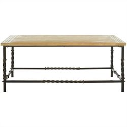 Safavieh Rowan Fir Wood Coffee Table