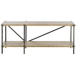 Safavieh Theodore Fir Wood Console