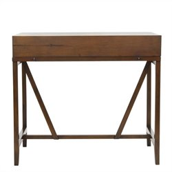 Safavieh Borders Walnut Writing Desk
