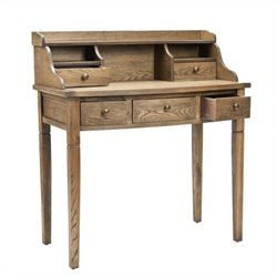 Safavieh Viscor Oak Writing Desk