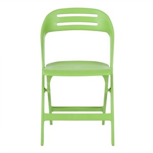 Safavieh Billy Green Folding Chair in Green (Set of 4)