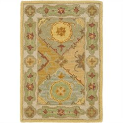 Safavieh Heritage Accent Rug in Multi / Ivory