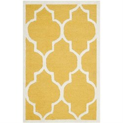 Safavieh Cambridge Gold Transitional Rug - 2' x 3'