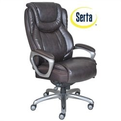 Serta by True Innovations Big & Tall Smart Layers in Harmony Coffee