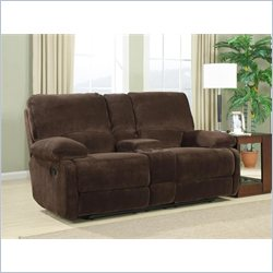 PRI Walcott Power Reclining Loveseat in Rhino Beluga